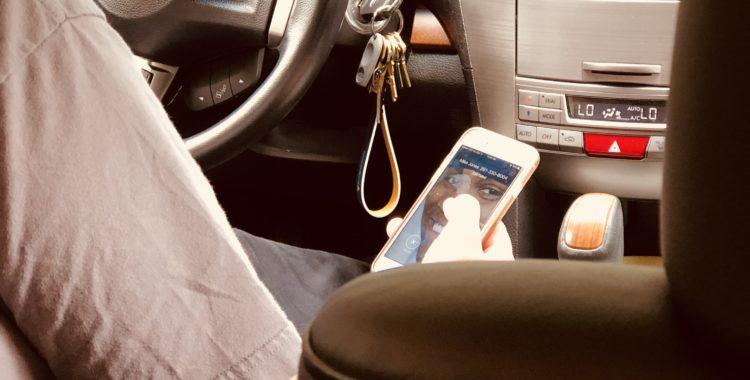 Distacted driving in West Virginia